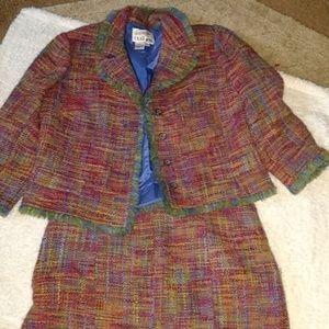 Rickie Freeman for teri jons suit(vintage